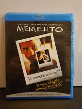 Memento (Blu-ray Disc, 2006) Christopher Nolan