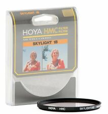 Genuine Hoya 52mm HMC Skylight 1B Filter. Multi-Coated Glass. Made in Japan.