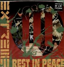 """EXTREME Rest In Peace  12"""" Poster Sleeve, 4 Tracks, Radio Edit/Lp Version/Peacem"""
