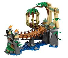 LEGO The Ninjago Movie Master Falls ONLY with Skeleton Minifigure 70608