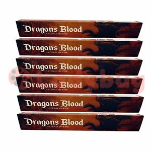 NEW MOON DRAGONS BLOOD INCENSE Scents Meditation Aroma Fragrance