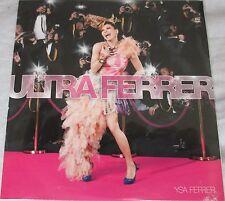 """YSA FERRER - CD PROMO """"CARDSLEEVE"""" 13 TITRES """"ULTRA FERRER"""" - NEUF"""
