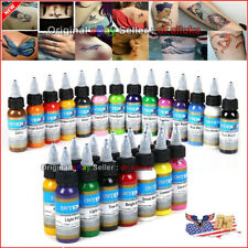 INTENZE Professional Tattoo Ink Set 14 Colors 100% Good Quality USA