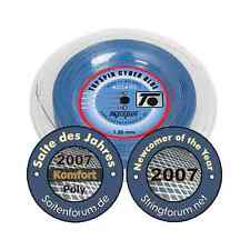 TENNIS STRING TOPSPIN CYBER BLUE 12M - 3 GAUGES
