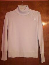 Women's CALVIN KLEIN Ivory Sweater ~ Size M