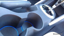 LED Cup Holder Lights - Blue LEDs - Fits 2012-2016 Hyundai Veloster Custom Mod
