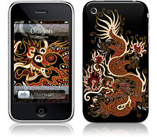Jeff Wood GelaSkin-Dragon for iPhone 3G skin