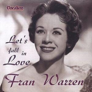 Let's Fall in Love by Fran Warren (CD, Apr-2003, Dutton Vocalion)