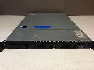 Intel SR1600 2x Xeon X5570 2.93GHz 1U Rackmount Server w/ 48GB & 3x 2TB HDD