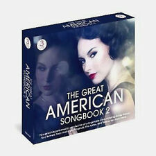 THE GREAT AMERICAN SONGBOOK VOLUME TWO NEW + SEALED 3 CD SET 75  HITS