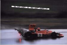 9x6 Photograph, Vittorio Brambilla , F1 Beta-March 751 , Austrian GP 1975