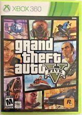 Grand Theft Auto V GTA 5 (Microsoft Xbox 360, 2013) ( 2 Cd only no case picture)