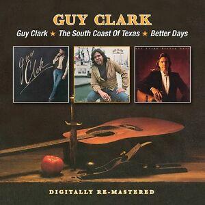 Guy Clark - Guy Clark South Coast of Texas Better Days [New CD] UK - Import