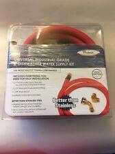 Whirlpool Industrial Grade 6' Dishwasher Water Supply Kit