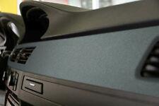 Adhesive Grey Suede Fabric Glue Vinyl Fabric For Car Roof/Interior 12'' x 53''