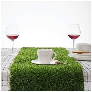 Artificial Grass Table Runner - Large 200cm Long