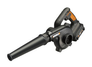 WORX WX094L 20V Power Share Cordless Shop Blower