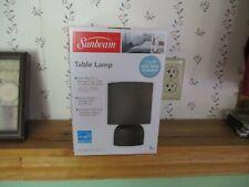 Sunbeam Table Lamp