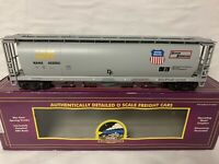 ✅CUSTOM MTH PREMIER UNION PACIFIC 4 BAY CYLINDRICAL HOPPER CAR