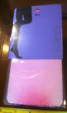 Pink Fishnet Tights M-L Claire's Claires Accessories £5 RRP Fish Nets Fishnets