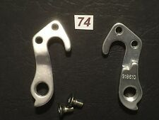 #74 Black  Rear Derailleur Mech Gear Hanger Frame Drop Out For Trek Bicycles