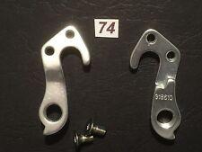 Deragliatore posteriore Nero #74 Mech Gear Hanger TELAIO abbandonano per biciclette Trek