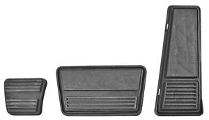 RestoParts Auto Trans Pedal Pad Kit 1978-1987 Grand Prix Bonneville Monte Carlo
