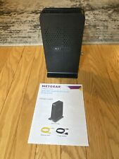 NETGEAR C3700 12MBPs 2-Port Gigabit Wireless N Router (C3700-100NAS)