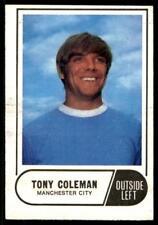 A&BC Football Green Back 1969 (B1) Tony Coleman - Manchester City No. 162