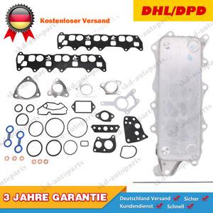 Dichtsatz Dichtungsset für Mercedes 320 CDI W164 W211 W212 Ölkühler Reparatur DE