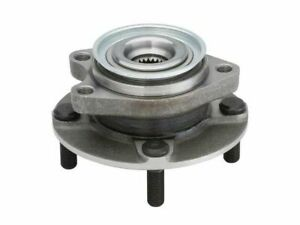 Front Moog Wheel Hub Assembly fits Nissan Versa 2007-2011 67PPHR