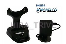 Philips Norelco RQ12 Shaver 1250X 1260X 1280X Standing Charger Combo 3D GENUINE