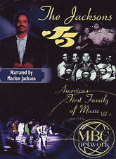 The Jacksons: America's First Family of Music, Vol. 1 DVD, ,