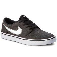 Mens Nike SB Portmore II SLR CVS P SolarSoft Black trainers shoes