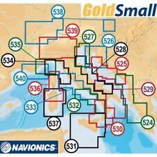 Navionics Small Gold Qualsiasi Zona Di Tutto Il Mediterraneo Novita  2015