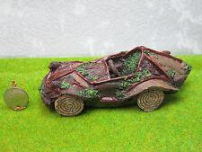 Dollhouse Miniature or Fairy Garden Resin Woodland Car