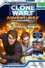 NEW - Clone Wars Adventures: The Official Guide to the Virtual World
