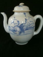 Porcelain Antique Asian Teapots