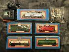 "Model Power  Amtrak No.6835 (5858) Locomotive HO Model Set (5 Trains) ""NEW"" C-10"
