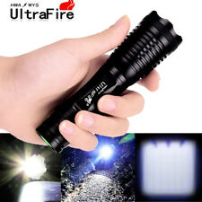 Ultrafire Tactical 20000LM 5 Modes T6 LED Flashlight Torch Zoomable X700 G800