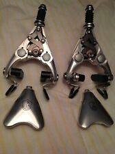 NOS FLAWLESS DELTA Bicycle Brakes by CAMPAGNOLO LAST GENERATION 5 PIVOT DESIGN