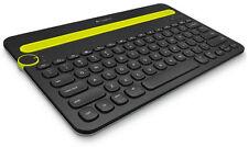 Tastiera Logitech K480 Wireless - Bluetooth - Nero -  920-006358
