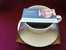 ROYAL DOULTON MAZE GORDON RAMSAY LARGE BREAKFAST CUP AND SAUCER