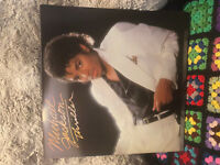 MICHAEL JACKSON Thriller LP Vinyl Record Album ORIG 1982 QE 38112