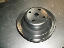GM 3932430 DW PULLEY  CHEVY BB SINGLE GROOVE