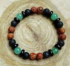 Surfer Tribal Beach Boho Style Natural Beaded Bracelet Wristband for Men Women