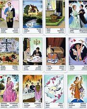TAROT - CARTES - JEU DIVINATOIRE - ORACLE TZIGANE GITAN PIATNIK 36 Cartes NEUF