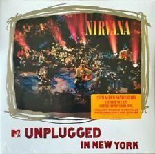 Nirvana MTV Unplugged In New York 25th Anniversary Colored Orange + Purple2LP