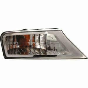 New Passenger Side Parking Light for Jeep Liberty 2008-2012