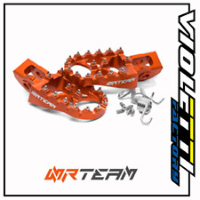 Coppia pedane in ergal KTM 250 EXC (98-16)   NRTEAM NR TEAM DS98.0795A